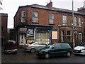 SJ8193 : High Lane Grocers, Chorlton-cum-Hardy by Phil Champion