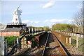 TQ9120 : Marshlink Line entering Rye by N Chadwick