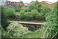 SP0487 : Birmingham Canal through trees by N Chadwick