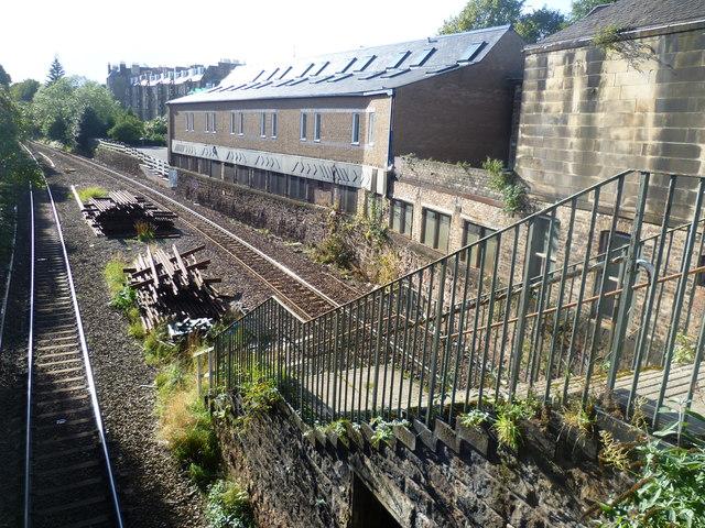 Former Newington Station, Minto Street