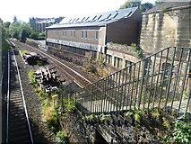 NT2671 : Former Newington Station, Minto Street by kim traynor