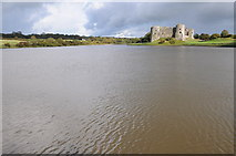 SN0403 : Carew Castle by Philip Halling