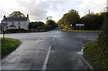 SN0505 : Crossroads near Whitehill by Philip Halling
