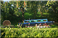 SU0061 : Devizes Town Council - miniature narrowboat by Stephen McKay