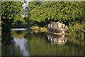 SU0262 : Kennet & Avon Canal near Devizes Marina by Stephen McKay