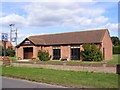 TM4152 : Sudbourne Village Hall by Adrian Cable