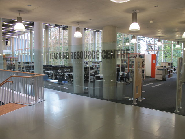 City of Westminster College - Learning Resource Centre