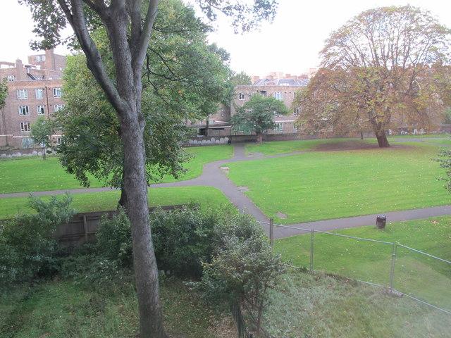 St Mary's Green, Paddington