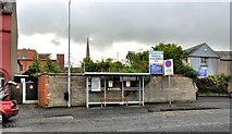J2664 : Vacant site, Lisburn (1) by Albert Bridge