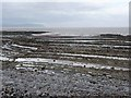 ST1444 : Wave-cut platform at Kilve Beach by Oliver Dixon