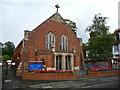 SU1541 : Amesbury - Methodist Church by Chris Talbot
