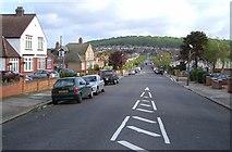 TQ4375 : Glenesk Road, Eltham by Derek Harper