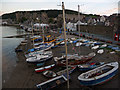 SH7877 : Boats near Conwy Quay by Phil Champion