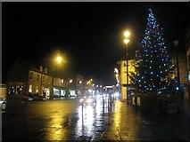 NT9953 : Christmas Tree in Berwick upon Tweed by Graham Robson