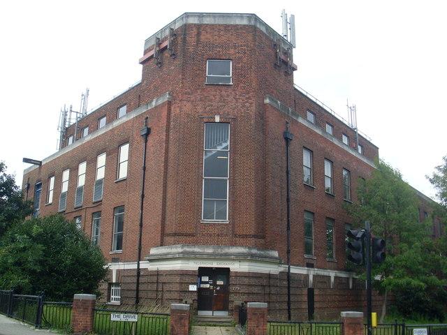 Ilford North Telephone Exchange (1)