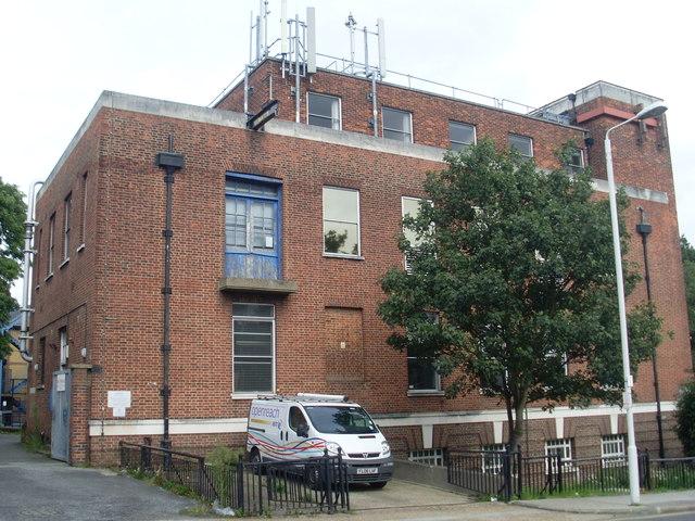 Ilford North Telephone Exchange (2)