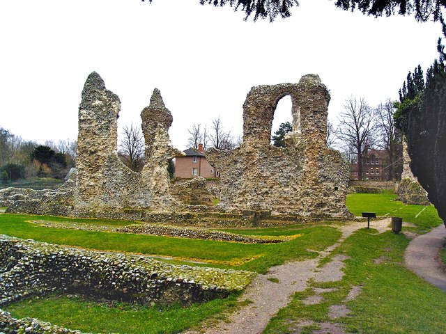 Bury St Edmunds Priory