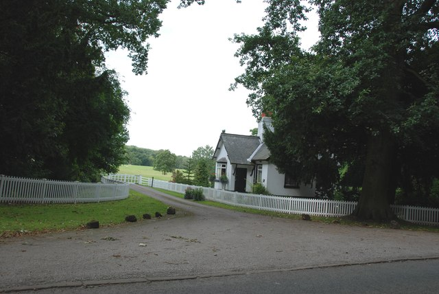Lodge for Needwood House