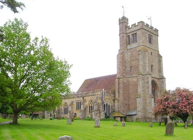 Parish Church of All Saints, Biddenden