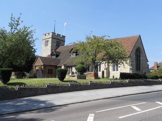 Chingford Old Church (All Saints)
