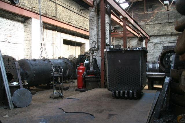 Summerley Works, Idle Moor