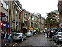 SD8913 : Baillie Street, Rochdale by Ian S
