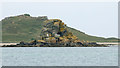 SV9015 : Hedge Rock and Tean, Isles of Scilly by John Rostron