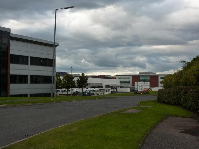 Morrisons' Distribution Centre, Eurocentral Business Park