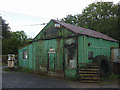 SD7290 : Swarthgill Service Station, Garsdale by Karl and Ali