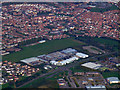 ST5968 : Hengrove Way from the air by Thomas Nugent