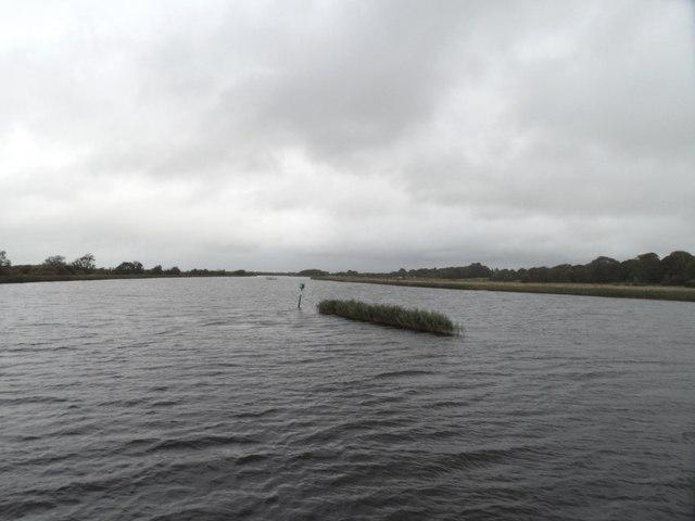 River Shannon North of Portumna Bridge