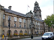 SP0198 : Walsall Town Hall by Stephen Rogerson