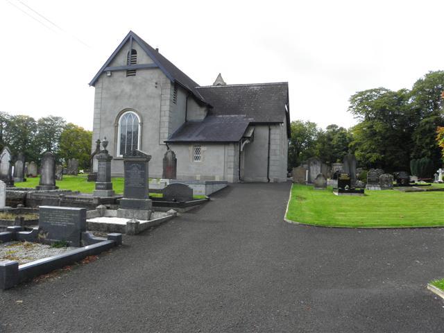 Christ Church Church of Ireland, Castledawson