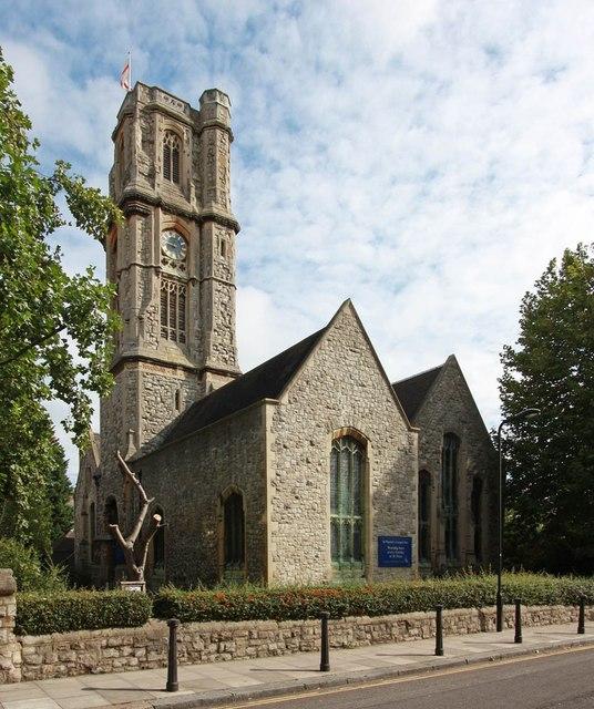 St Martin, Vicars Road, Gospel Oak