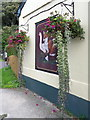 SU1026 : Hanging baskets, Coombe Bissett by Maigheach-gheal