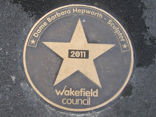 The Hepworth Wakefield - Barbara Hepworth star