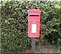 TM3344 : Hollesley Lodge Postbox by Adrian Cable