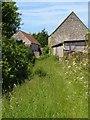 ST6067 : Buildings at Lyons Court Farm, Whitchurch by Derek Harper