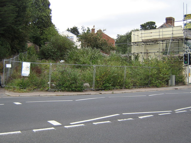 Site of the Former Red Cow Inn
