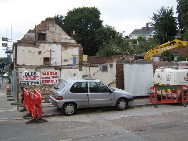 Site of the Former Artful Dodger public house
