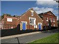 TG1101 : Methodist Church, Wymondham by Evelyn Simak