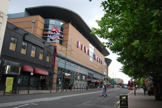 Fiveways Centre