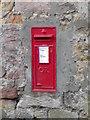 NU0051 : Postbox on Main Street by Maigheach-gheal