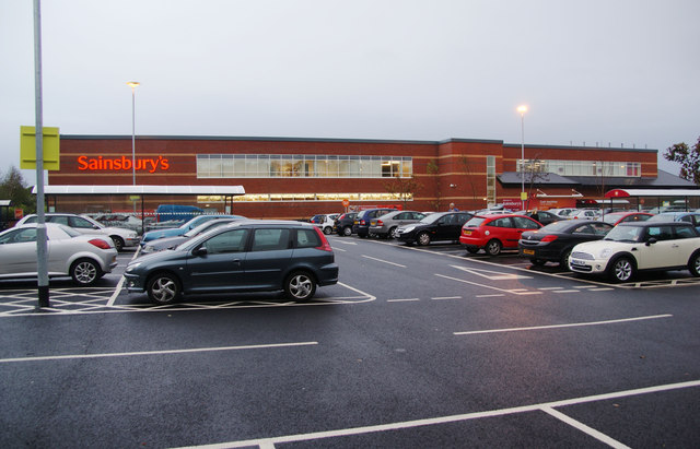 Sainsbury's Whitley Bay