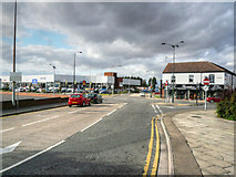 TA2609 : Grimsby Alexandra Road by JOHN BLAKESTON