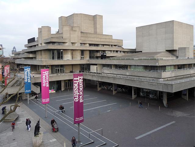National Theatre, Upper Ground (1)