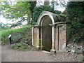 TQ0651 : Ice House at Hatchlands Park by David Hillas