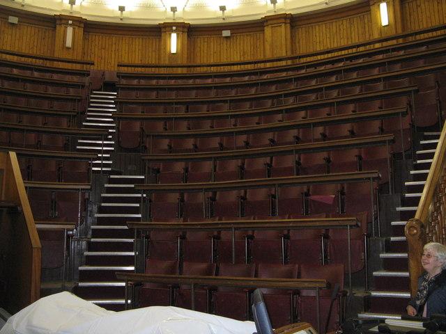 The Anatomy Lecture Theatre