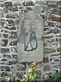 NU1341 : Plaque to commemorate Gertrude Jekyll by Russel Wills