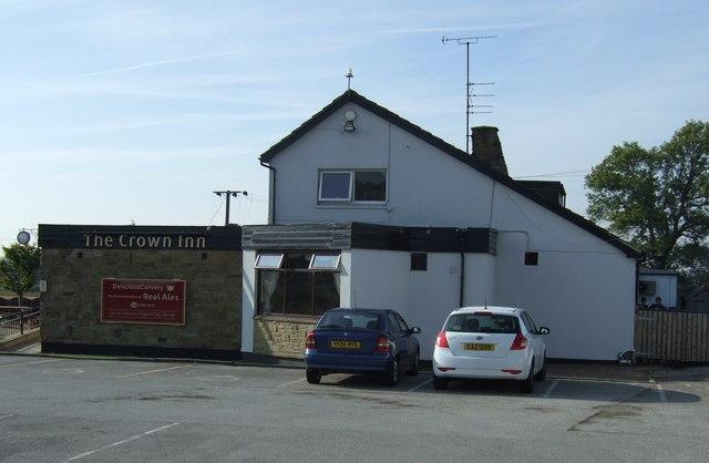 The Crown Inn C Jthomas Cc By Sa 2 0 Geograph Britain And Ireland